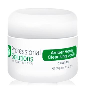 Ванильно-медовый скраб с янтарем Honey Vanilla Scrab with Amber Professional Solutions 60ml