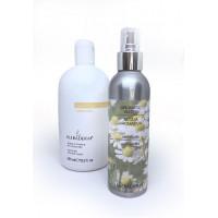 Успокаивающий тоник «КАМОМИЛЛА АРОМАТИК ВОТЕР» для чувствительной кожи Camomile Water Kleraderm 200ml