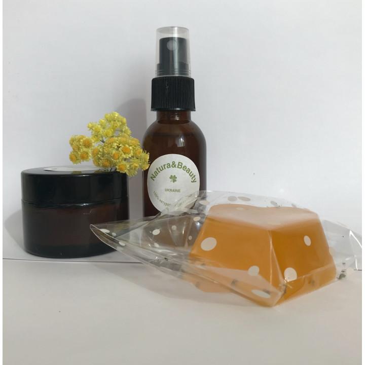 Роскошный арома-уход для красоты кожи Natura&Beauty