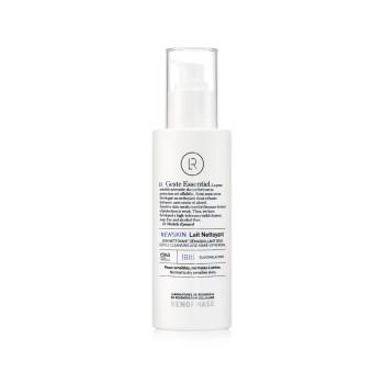 Молочко для снятия макияжа нормальной и чувствительной кожи с глюколактоном NEWSKIN Lait Nettoyant Renophase 200ml