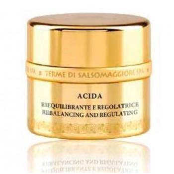 Крем - регулятор «Ацида» для комбинированной кожи с признаками увядания (день+ночь) Асida Terme Di Salsomagiore Spa 50ml