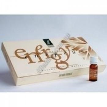 Косметическое массажное масло Energy для лица и тела Ecomaat, 8 фл по 10 мл.