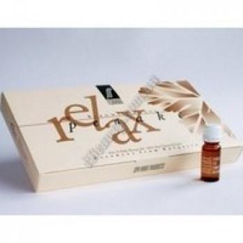 Косметическое массажное масло Relax для лица и тела Ecomaat, 8 фл по 10 мл.