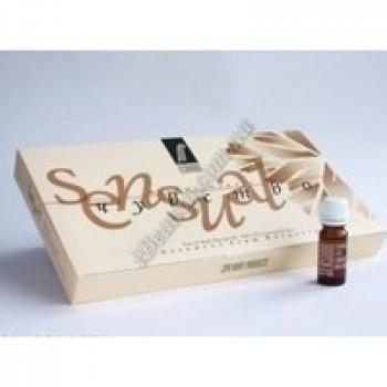 Косметическое массажное масло Sensual для лица и тела Ecomaat, 8 фл по 10 мл.