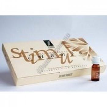 Косметическое массажное масло Stimul для лица и тела Ecomaat, 8 фл по 10 мл.