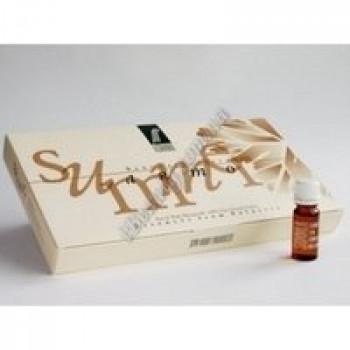 Косметическое массажное масло Summer для лица и тела Ecomaat, 8 фл по 10 мл.