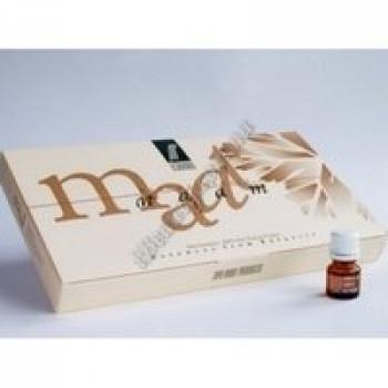 Косметическое массажное масло Maat для лица и тела Ecomaat, 8 фл по 10 мл.
