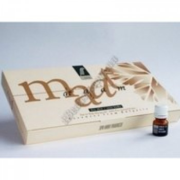 Косметическое массажное масло Maat Dry Skin для лица, шеи и области декольте Ecomaat, 8 фл по 10 мл.