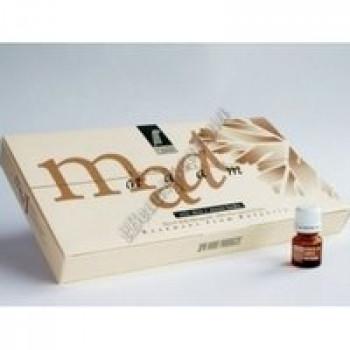 Косметическое массажное масло Maat Oily Skin для лица, шеи и области декольте Ecomaat, 8 фл по 10 мл.