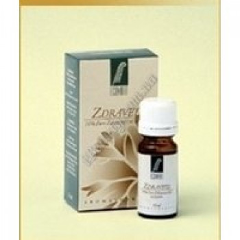 Здравец - Geranium Macrorrhizum, 10% в масле Жожоба Ecomaat, 1 флакон x 10 мл.