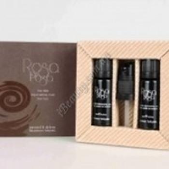 Косметическое масло Розы, средство по уходу за лицом Ecomaat, 2 флакона x 10 мл.