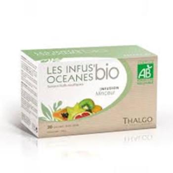 Травяной настой для похудения LES INFUS'OCEANES REFINING THALGO, 20 пакетов
