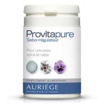 Auriege. Provitapure. Здоровая и чистая кожа, бан 50шт