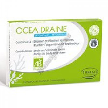 ОКЕАН ДРЕНАЖ - OCEAN DRAINE Thalgo, 10 капсул