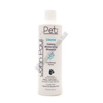 Успокаивающий увлажняющий шампунь  - Calming Moisturising Shampoo John Paul Pet, 473 ml