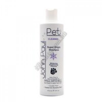 "Шампунь "" Супер- блеск ""  - Super Bright Shampoo John Paul Pet, 473 ml"