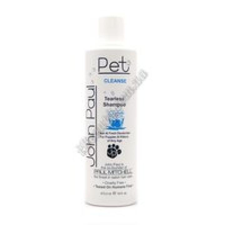 """Деликатный шампунь """" без слез """" - Tearless Puppy & Kitten Shampoo John Paul Pet, 473 ml"""