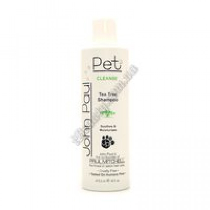 Лечебный шампунь с экстрактом чайного дерева - JPP Tea Tree Shampoo John Paul Pet, 473 ml
