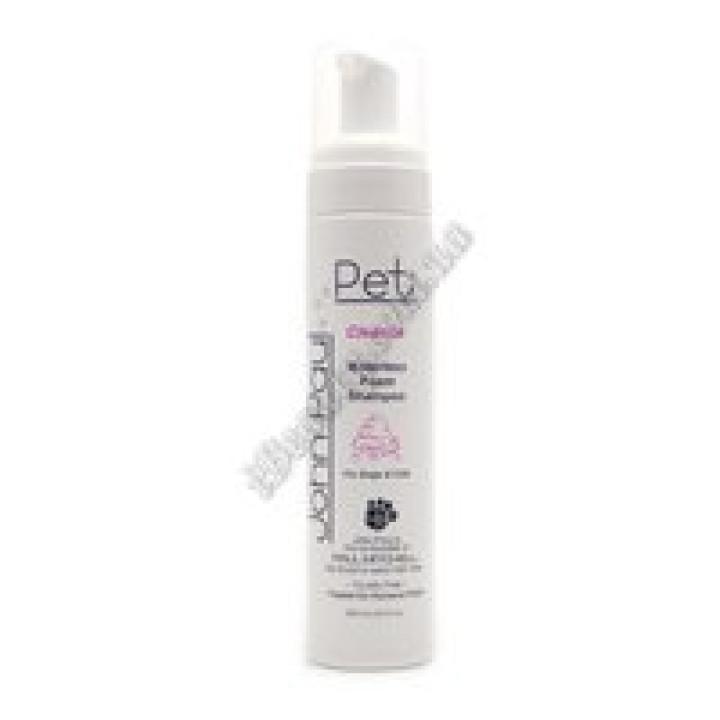 Шампунь-пена для сухой чистки шерсти - Waterless Foam Shampoo for Dogs & Cats John Paul Pet, 250 ml