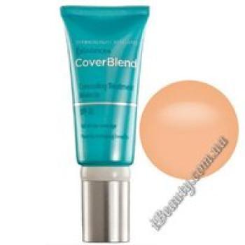 Маскирующий макияж SPF20 TERRACOTTA SAND - CoverBlend Concealing Treatment Makeup SPF-20 TERRACOTTA SAND, EXUVIANCE, 15 мл