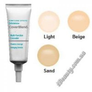Маскирующий карандаш SPF15 BEIGE - CoverBlend  Multi-Function Concealer SPF15 BEIGE, EXUVIANCE, 15 г