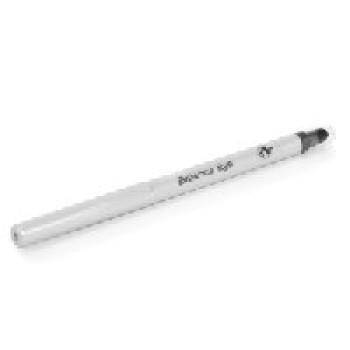 Контурный карандаш для глаз с аппликатором 010 black Alcina
