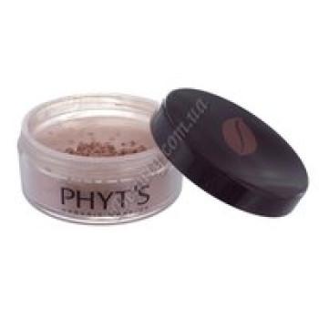 Матирующая нежная пудра «Натуральный шелк» с противовоспалительным эффектом Phyt's, 12 ml