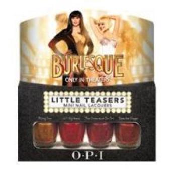 Коллекция Burlesque мини лаки OPI