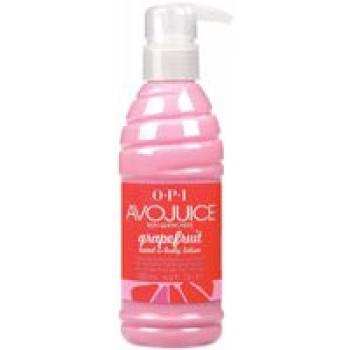 "Лосьон для рук ""грейпфрутовый сок"" / Avojuice  200ml OPI"