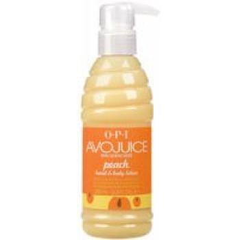 """Лосьон для рук """"персиковый сок"""" / Avojuice  200ml OPI"""
