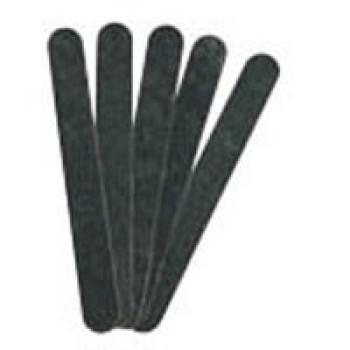 Пилки тонкие на картонной основе (черно-белые широкие) Bellitas, 10 шт