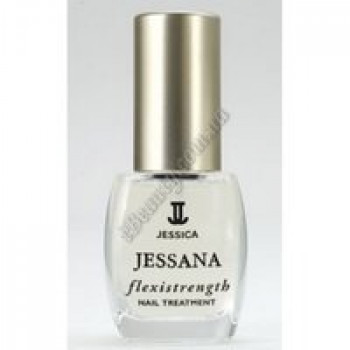 Высококонцентрированный комплекс   для ослабленных ногтей - Flexistrength Nail Treatment Jessica, 14.8 мл