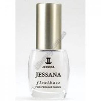 Базовое покрытие для слоящихся ногтей - Flexibase for Peeling Nails Jessica, 14.8 мл