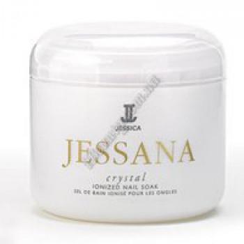 Ионизированная добавка в ванночку - Crystal Ionized Nail Soak Jessica, 113 г