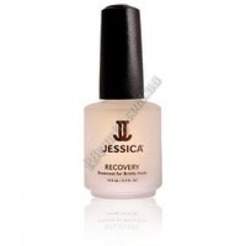Базовое покрытие для хрупких и ломких ногтей - Recovery Jessica, 60 мл