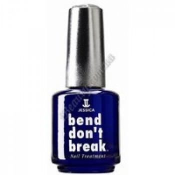 Средство против ломкости ногтей - Bend Don't Break Jessica, 448мл