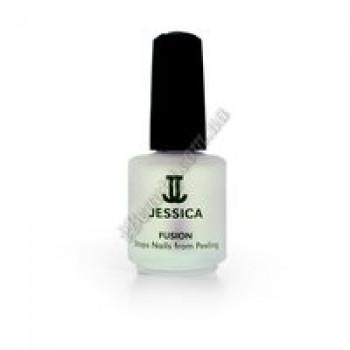 Средство для слоящихся ногтей - Mini Fusion Jessica, 7,4 мл
