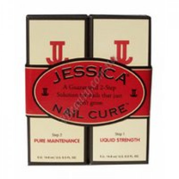 Nail Cure Display (6 twin-packs) Jessica