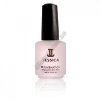Базовое покрытие с маслом жожоба для сухих ногтей - Mini Rejuvenation Jessica, 7,4 мл