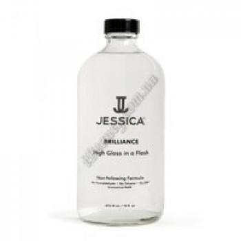 Быстросохнущее покрытие с блеском - Brilliance Jessica, 448мл