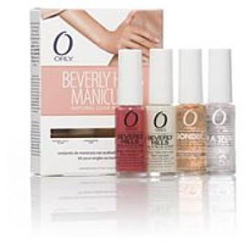 Beverly Hills Manicure 4 ед.набор