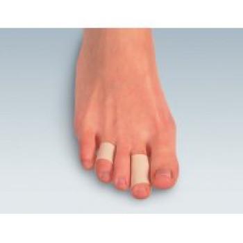 """Защита от натираний и мозолей на пальцах """" S """" (3 шт.* 10см.)"""