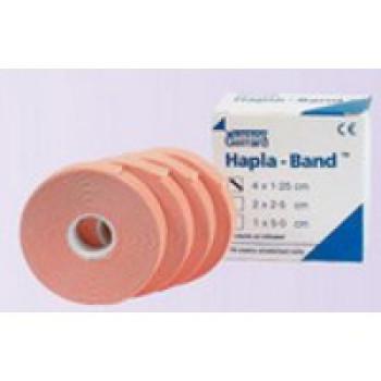 Hapla-Band (клеющаяся лента от трещин и мозолей SUDA, 2 шт, шир.2,5 см, дл. 5м)