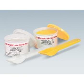 Suda-Pex (soft) (250гр-основа желтого цвета,250гр-катализатор белого цвета)