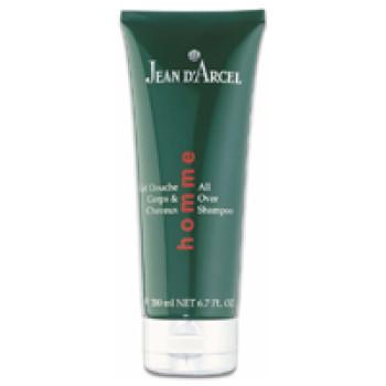 Гель-душ для тела и волос / Gel Douche Corps&Cheveux /JEAN D`ARCEL