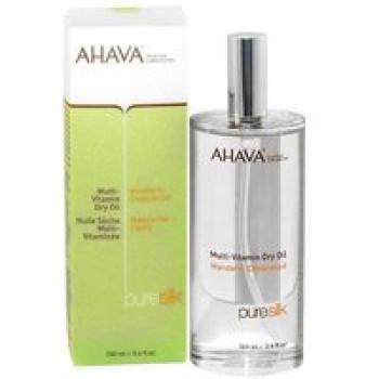 Витаминизированное масло для сухой кожи - Ahava SPA Multi-Vitamin Dry Oil, 100 ml