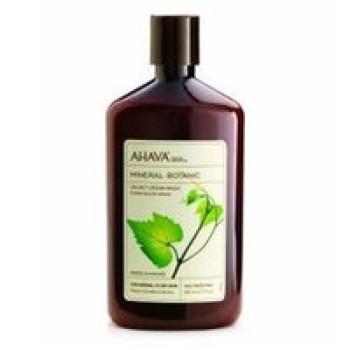 """Мягкий крем для душа """"Гибискус и Инжир"""" - Ahava Mineral Botanic Velvet Cream Wash Hibiscus & Fig, 500 ml"""