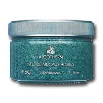 МОРСКАЯ СОЛЬ СО СПИРУЛИНОЙ И ЛАМИНАРИЕЙ / Sels de Mer aux Algues Algotherm, 600 г