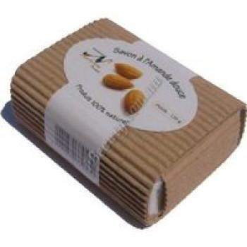 Мыло на основе миндального масла для лица и тела Nectarome, 120 г
