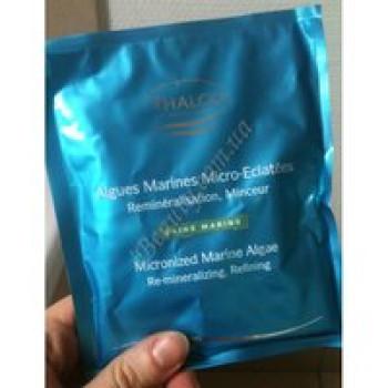 МИКРОНИЗИРОВАННЫЕ МОРСКИЕ ВОДОРОСЛИ - MICRONIZED MARINE ALGAE Thalgo, 10 пакетиков по 40 г